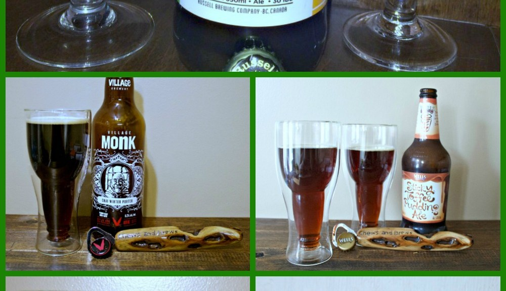 March Craft Beer Review