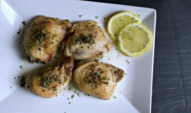 Lemon Thyme Chicken