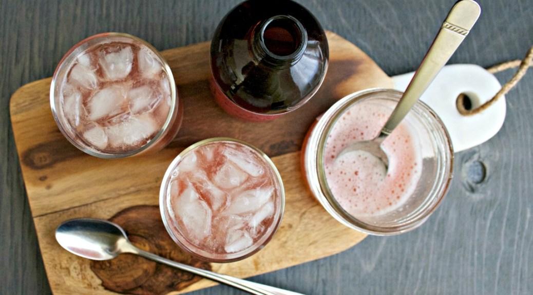 Rhubarb Hibiscus Gin