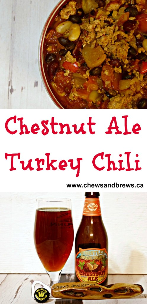 Chestnut Ale Turkey Chili