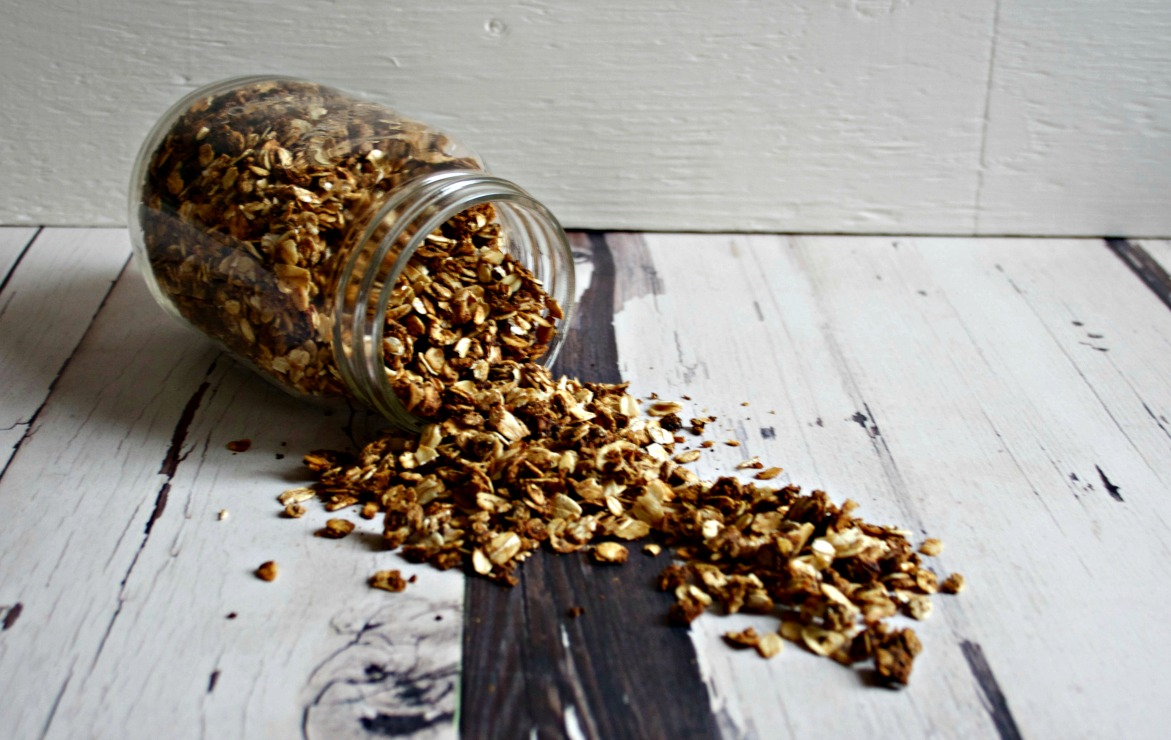 Wake-Up Coffee Porter Granola