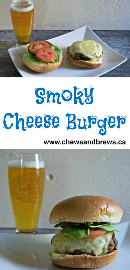 Smoky Cheese Burger