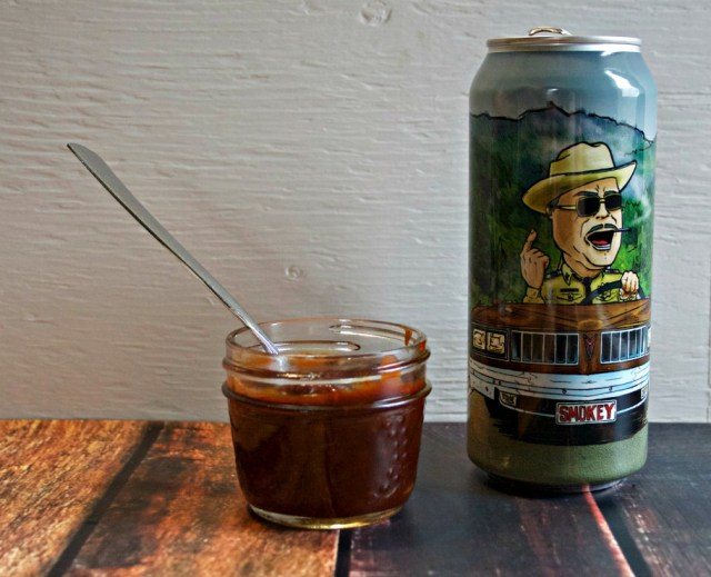 Smoked Rye Porter Barbecue Sauce