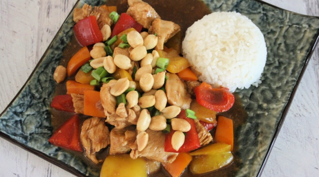Kung Pao Beer Chicken