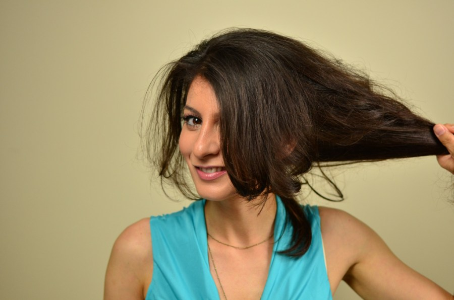 Castor and coconut hair mask - Strong beautiful hair