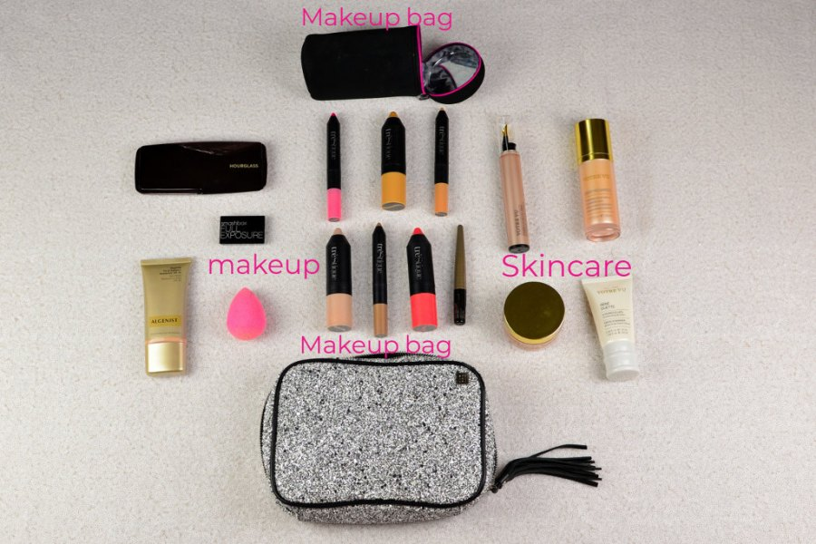 How to Pack the Perfect Beauty Bag for long Summer Travel