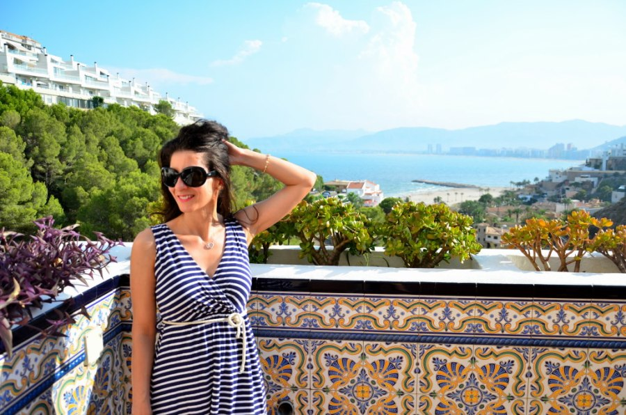 The Perfect Travel dress for Europe