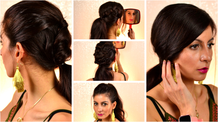 5 Easy To Do Ponytail Hairstyles Simple Ponytail Hairstyles For