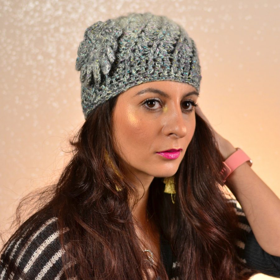 6969427579b Hairstyles with Beanie and Beret - Easy Hairstyles with winter hats ...
