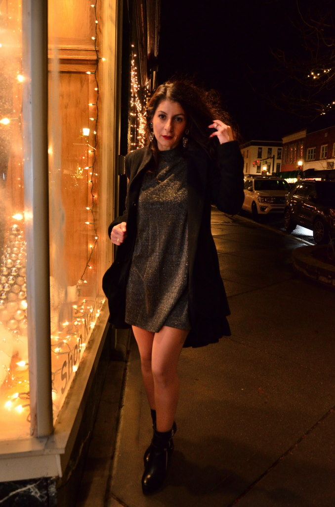 New Year's Eve outfit - How to wear an outstanding outfit for new year