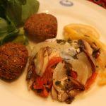 Balik Bugulama, Steamed Mackerel, Vegetables & Lemon