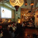 3.29Wed. J-Wave Oriental Music Show 出張メイハネ@渋谷Cafe Bohemia