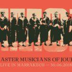 Atlas Electronic presents: Master Musicians of Joujouka, Live in Marrakech
