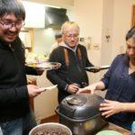 20180106渡辺玲さんのインド料理新年会