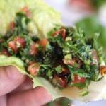 レバノン料理について、サラームが知る幾つかの事柄