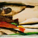 202004ポケットマルシェで北の魚祭り