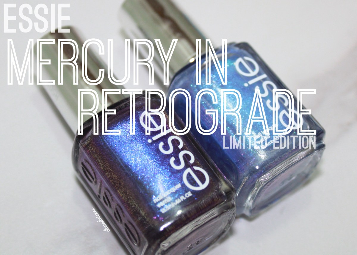 Essie | An In-Depth Look into the Mercury in Retrograde Collection ...