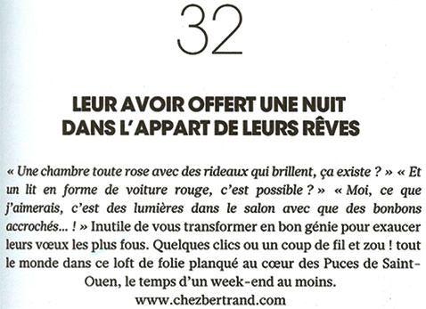 Figaroscope enfants article