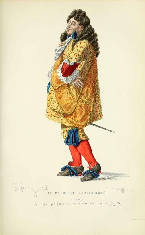 Portraits_oeuvres_de_Moliere_-_615_Le_bourgeois_gentilhomme_-_Monsieur_Jourdain