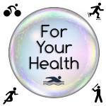 for your health logo