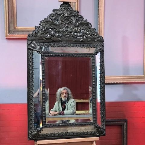 miroir napoleon iii a parcloses