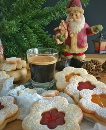 Sablés de Noël cœur gourmand