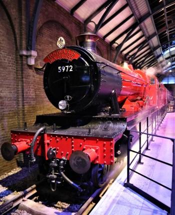 Studios Harry Potter, Londres