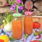 Soupe aux légumes du soleil