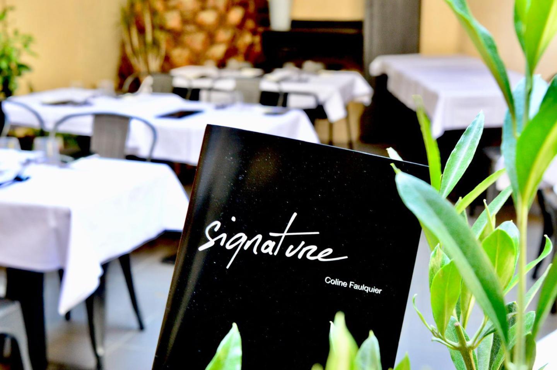Restaurant Signature Coline Faulquier