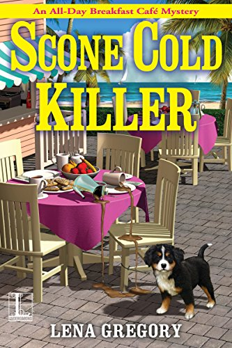 Scone Cold Killer (An All-Day Breakfast Cafe Mystery)
