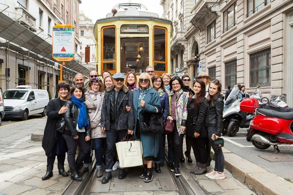Urban Finder, a spasso per Milano con I MURR su un vecchio tram ATM