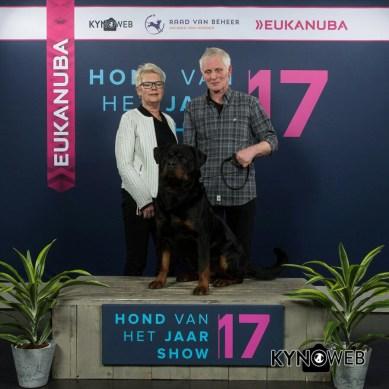 HVHJ show eig R. Scheenstra