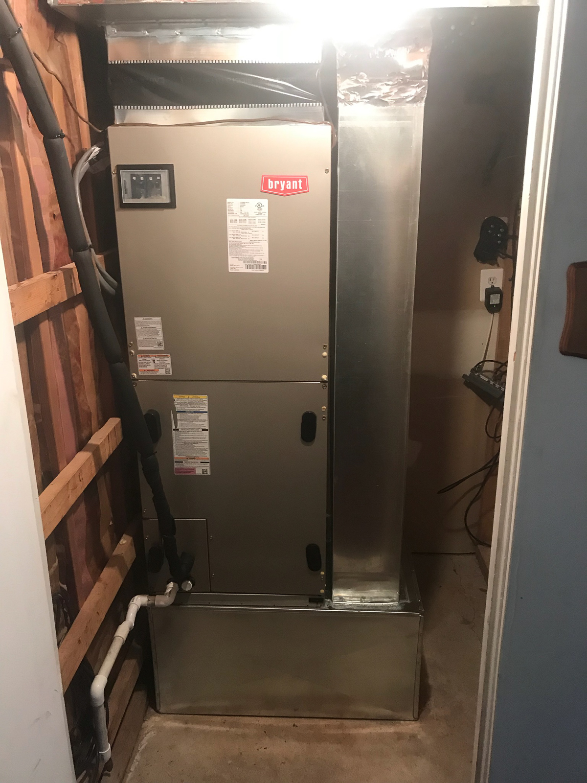 CHF Mechanical Residential Heat Pump Services Philadelphia