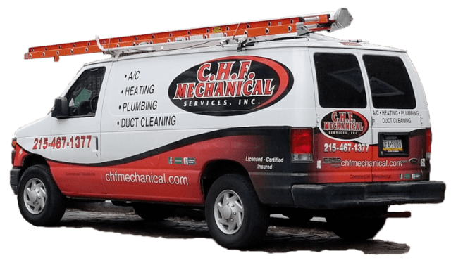 CHF Mechanical HVAC Air Duct Repairs Bucks County PA