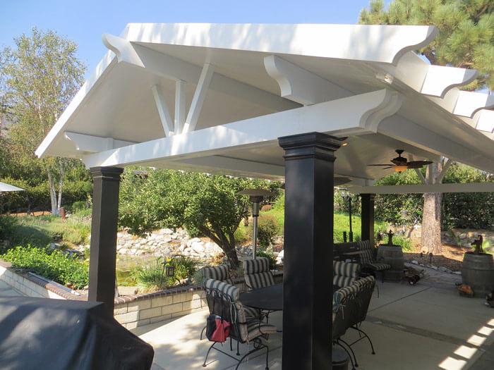 alumawood patio covers c h gardens