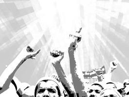 দীপ্ত শপথের নির্ভীক কাফেলা থামতে জানে না