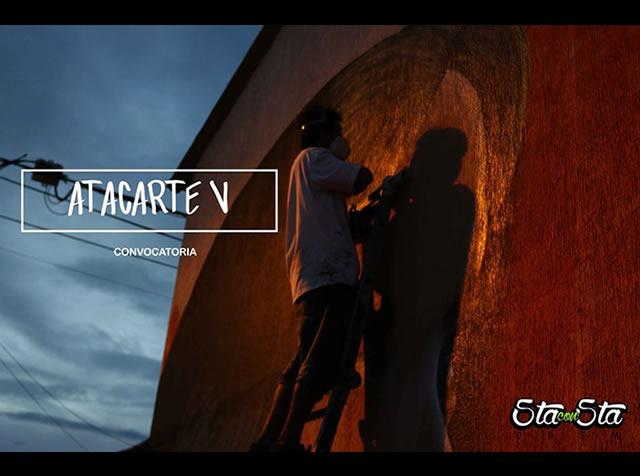 Convocatoria artistas ATACARTE V. 5