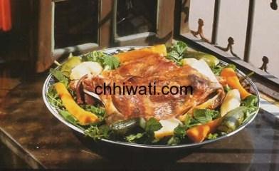 اجمل و اروع و احدث طرق تقديم الضلعة وصفات عيد الأضحى 7