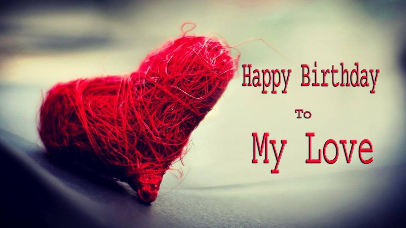 Happy birthday my love meaning in hindi