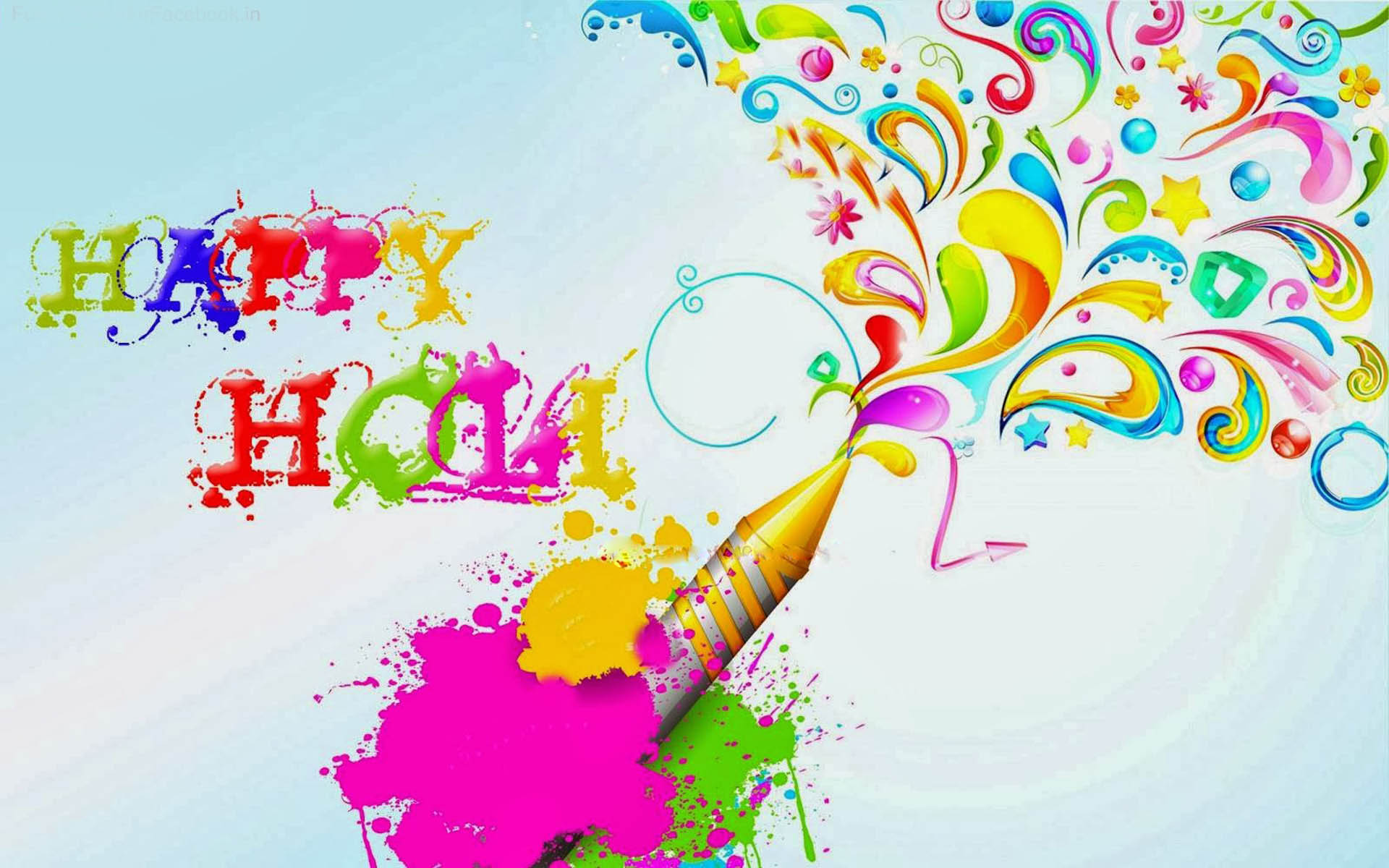 Happy Holi 2017 SMS