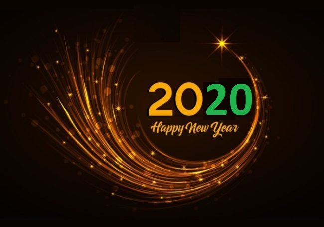 Happy New Year 2020 Wishes Messages & SMS