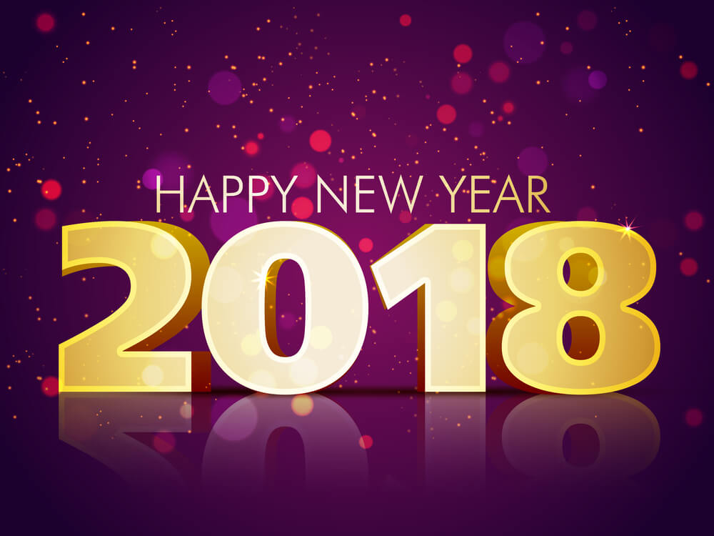Latest Collection of New Year 2018 Status   Quotes   Wishes   SMS Happy New Year Images 2018