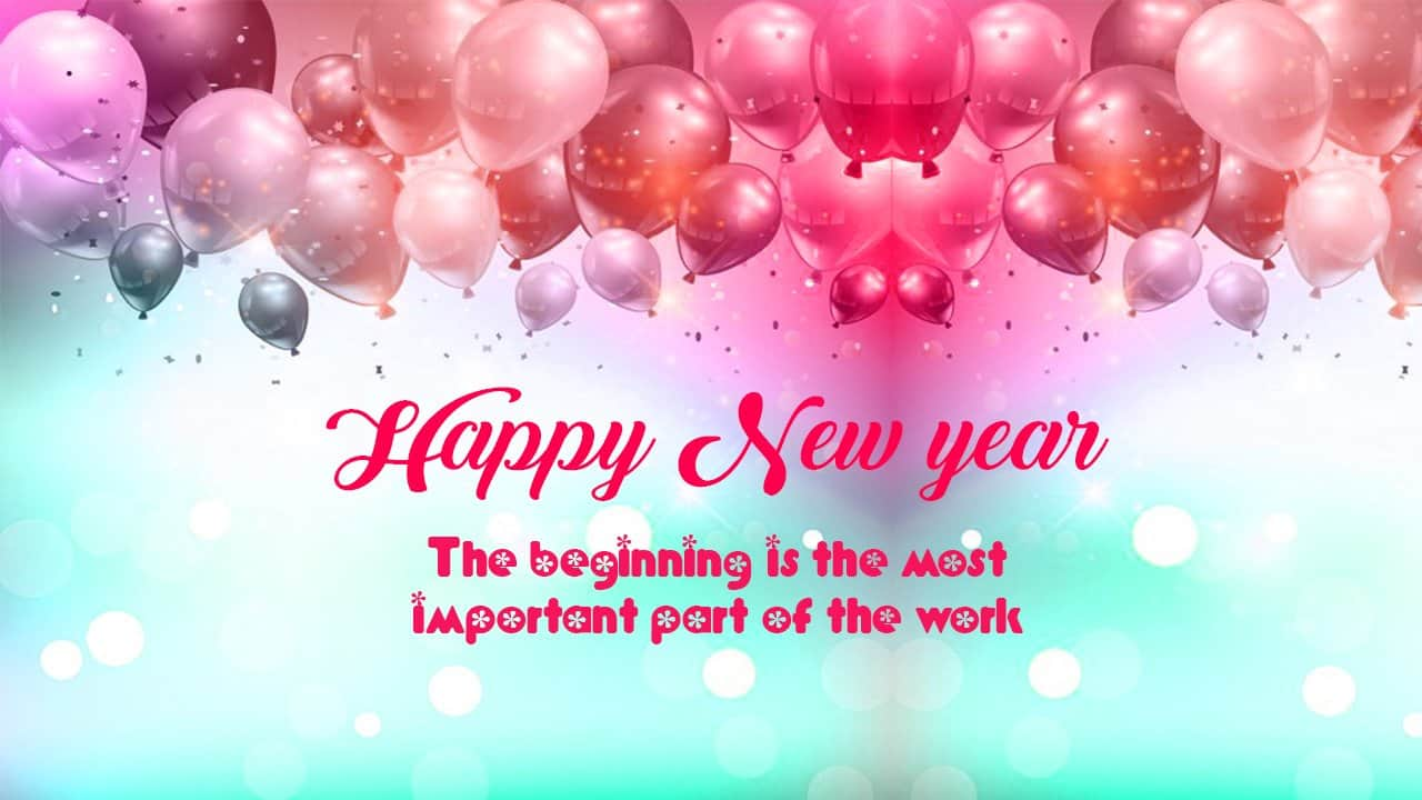 Latest Happy New Year Wishes Sms In Hindi For Friends Family