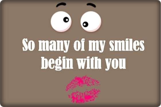 Text messages for her to make her smile