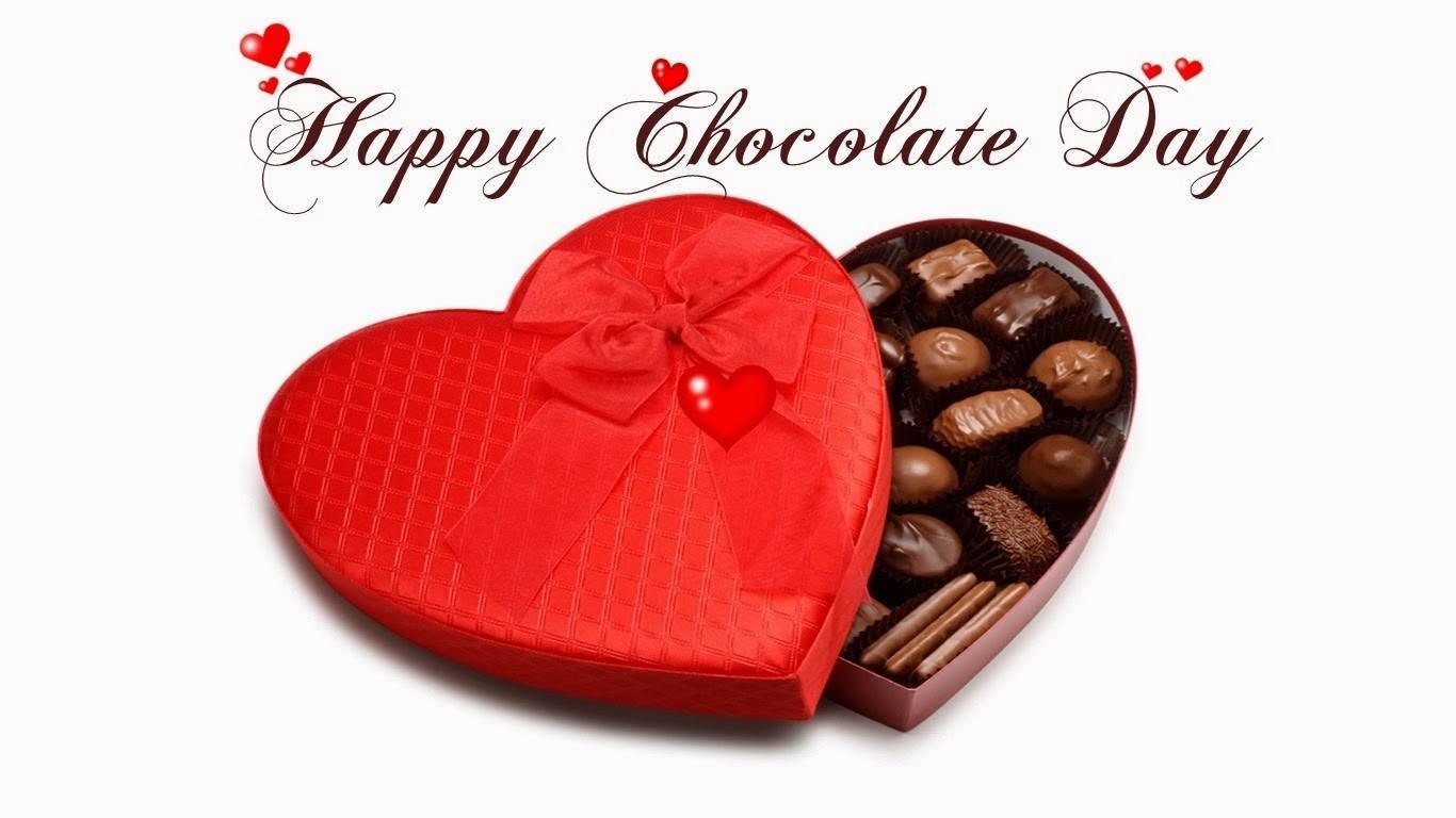 Happy Chocolate Day Wishes