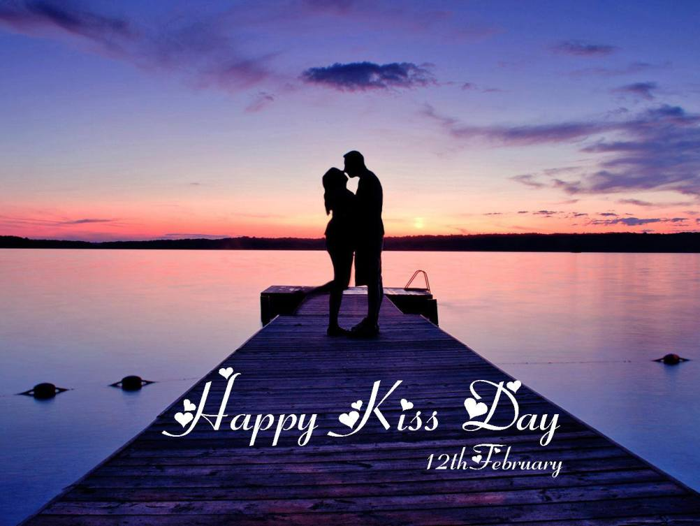 Highly Romantic Kiss Day Shayari For Couples in Hindi