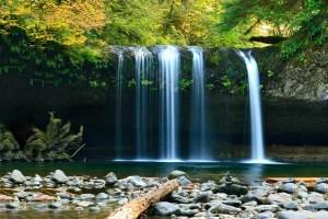 waterfall Jeffrey Workman