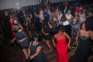 Crowd moving and grooving!-photo credit FBP Studio Design, Inc.