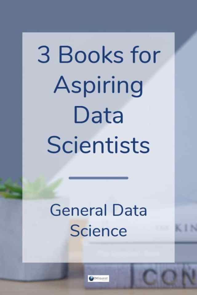 3 Great Books for Aspiring Data Scientists. Check them out #datascience #ebooks