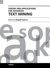 Theory and Applications of Advanced Text Mining